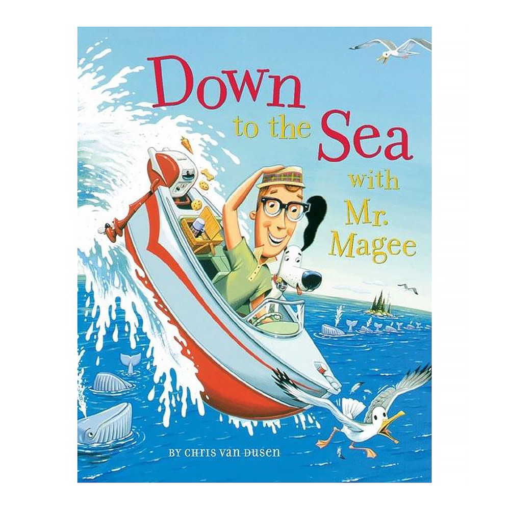 Chronicle Down to the Sea with Mr. Magee