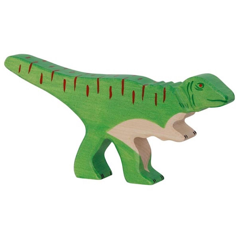 Holztiger Wooden Allosaurus