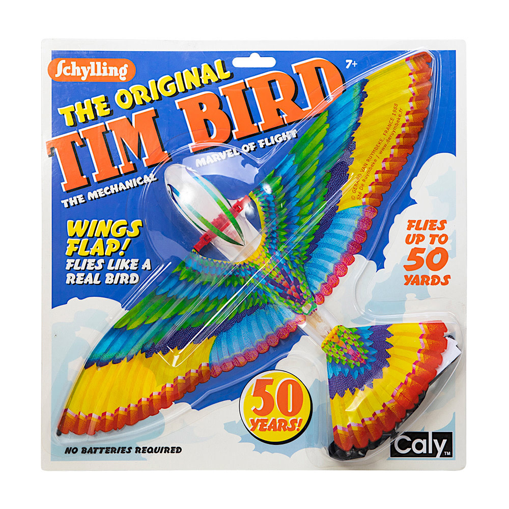Tim Flying Bird