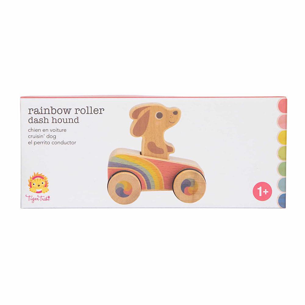 Rainbow Roller Dash Hound