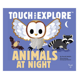 Hachette Touch and Explore: Animals at Night