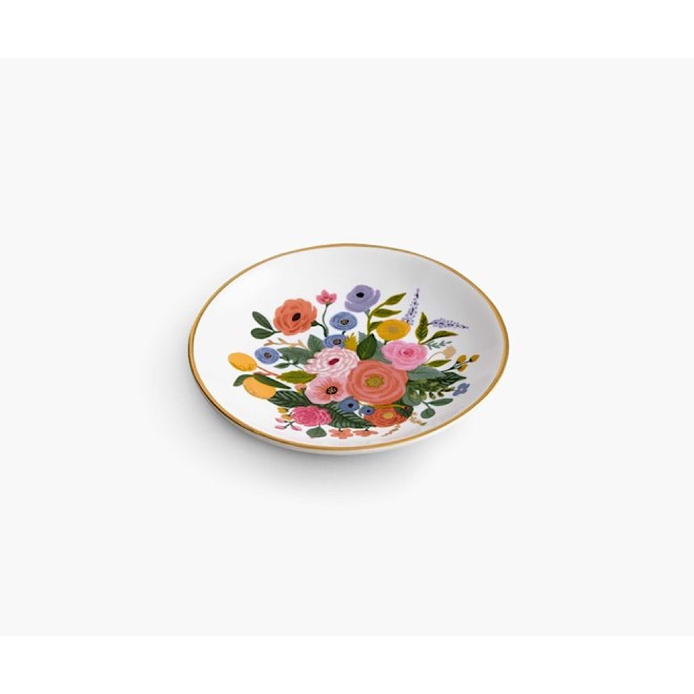 Rifle Paper Co. Rifle Paper Co. Ring Dish - Garden Party Bouquet