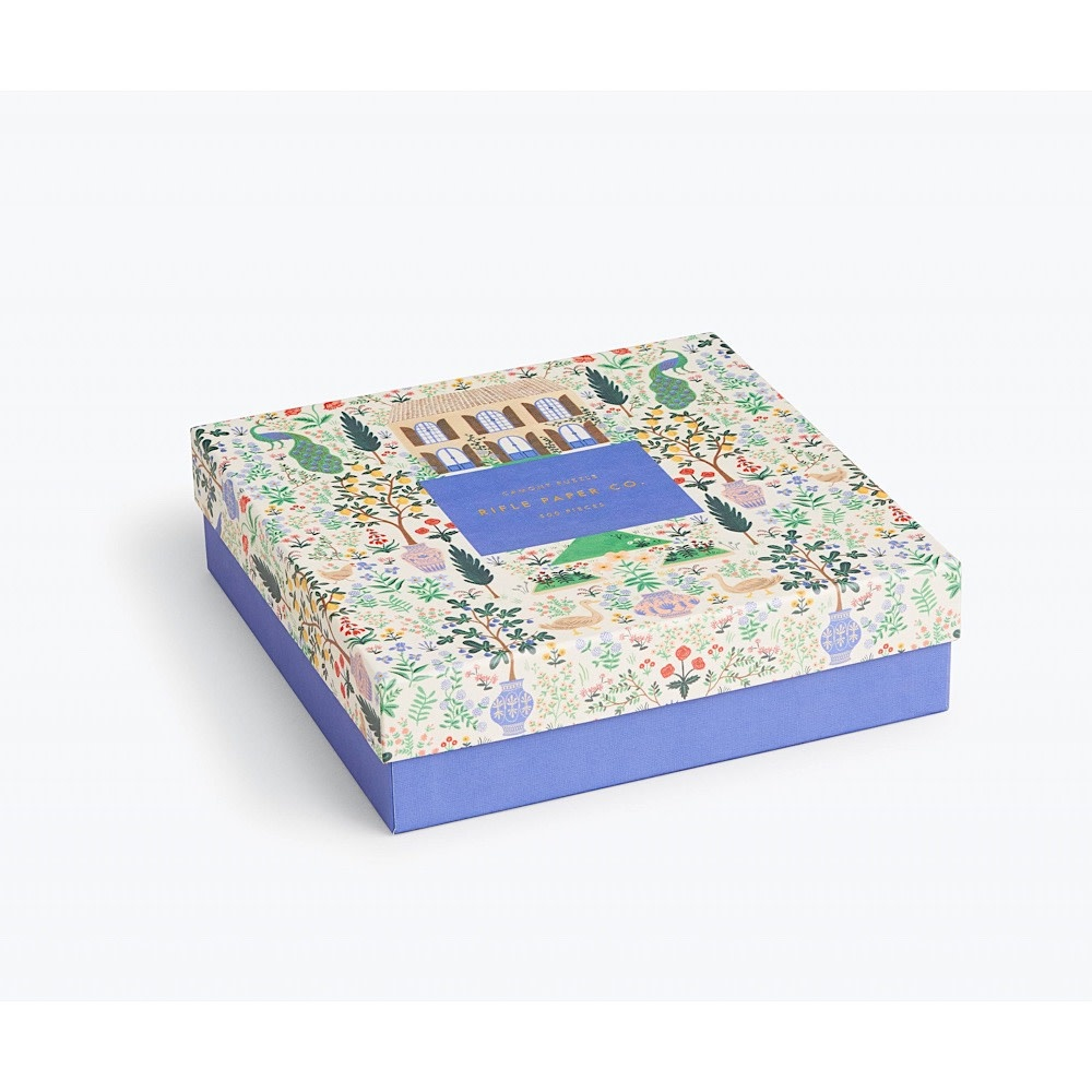 Rifle Paper Co. Jigsaw Puzzle - 500 Pieces - Camont