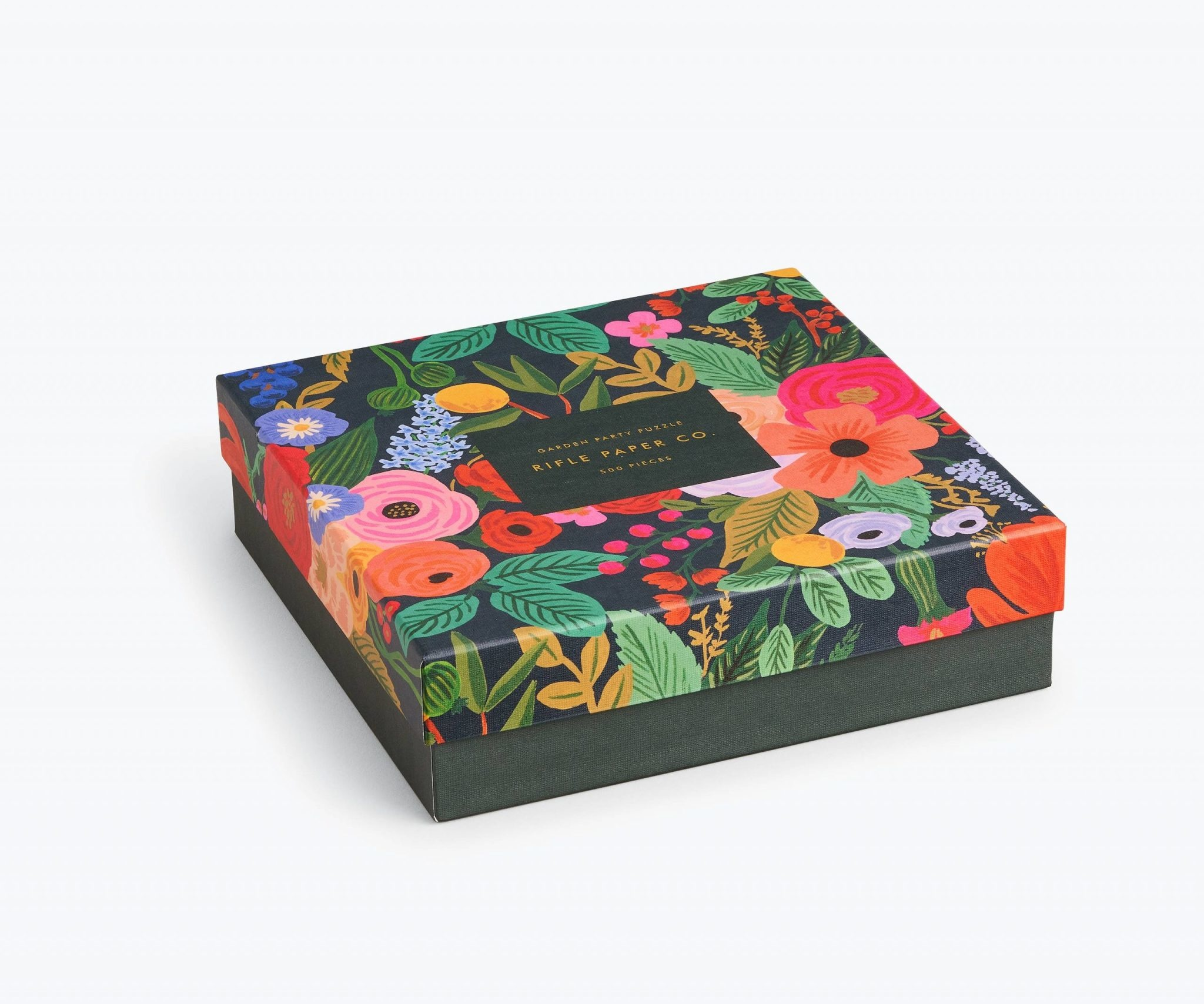 Rifle Paper Co. Jigsaw Puzzle - 500 Pieces - Garden Party