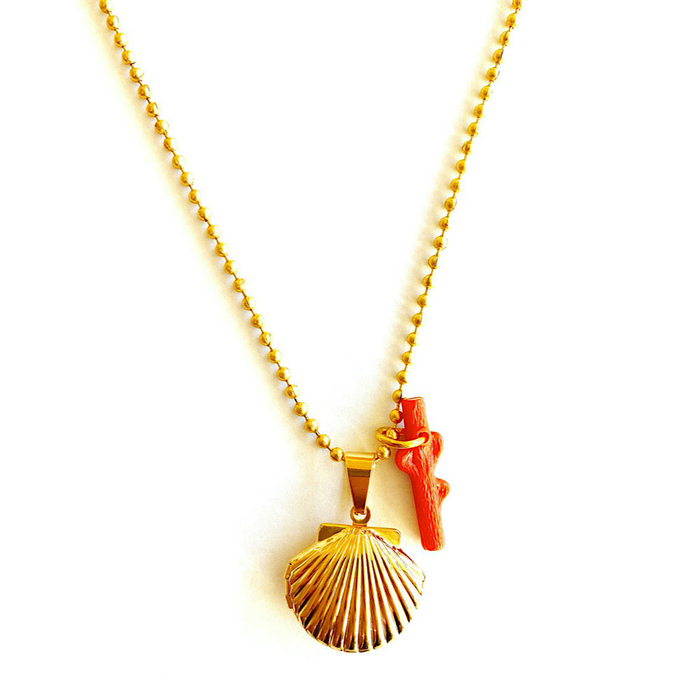 Gunner & Lux Necklace - Under the Sea