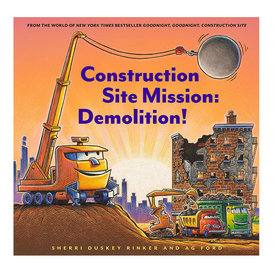 Hachette Construction Site Mission: Demolition