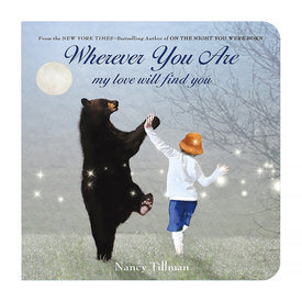 Macmillan Wherever You Are My Love Will Find You - Board Book