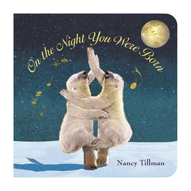 Macmillan On the Night You Were Born Board Book