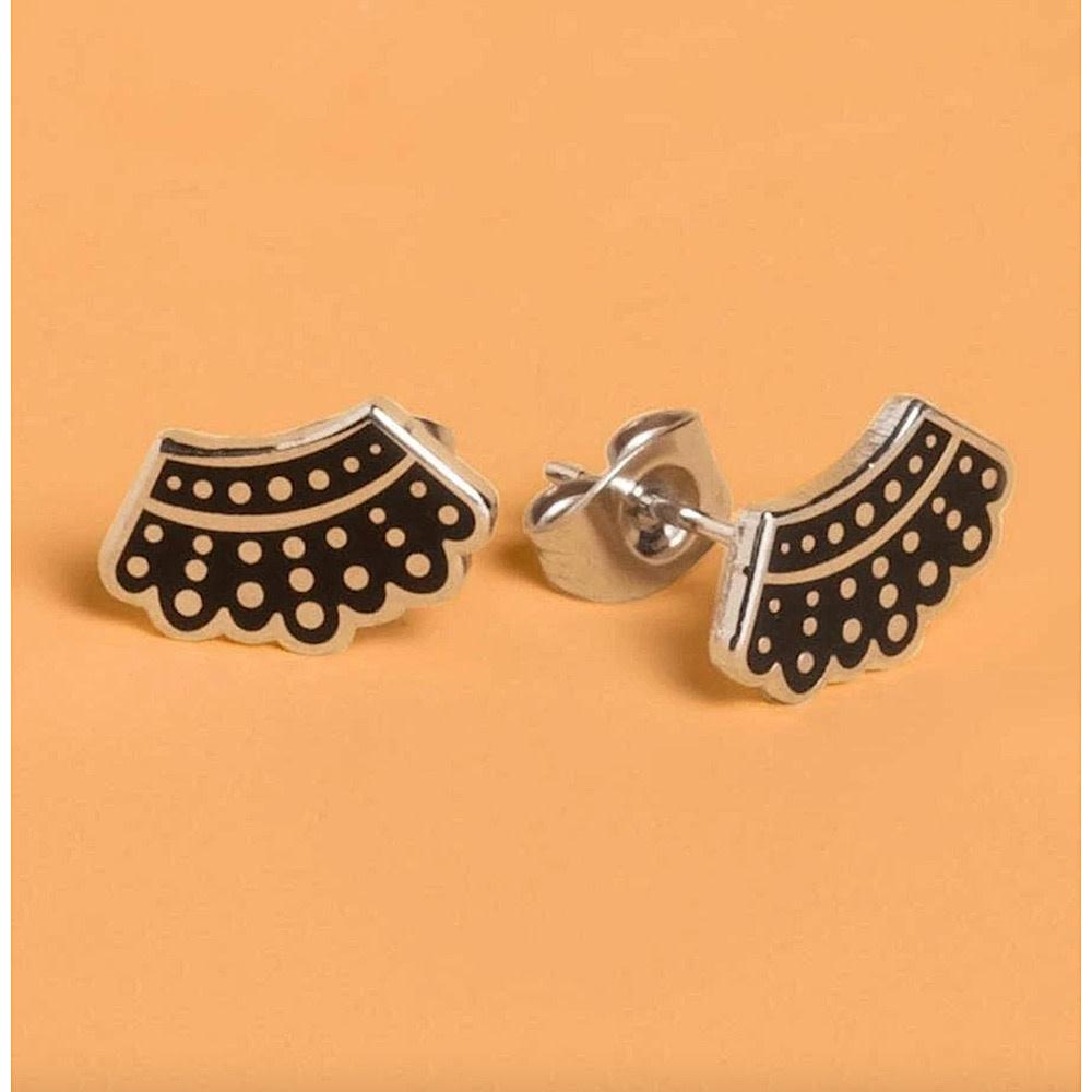 Dissent Pins Dissent Pins - Dissent Collar Earrings