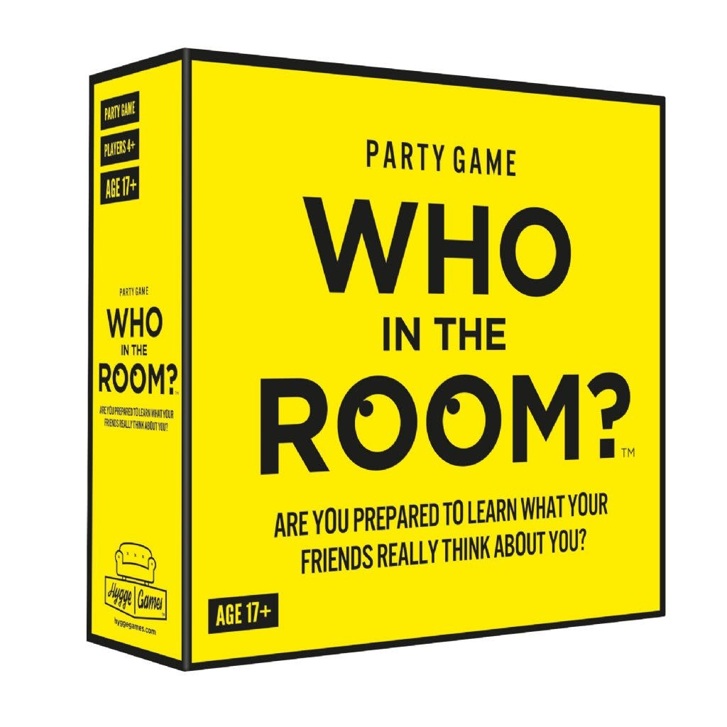 Hygge Games Hygge Games - Who in the Room?