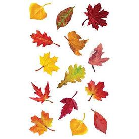 Mrs. Grossman's Mrs. Grossmans Stickers - Falling Leaves Strip