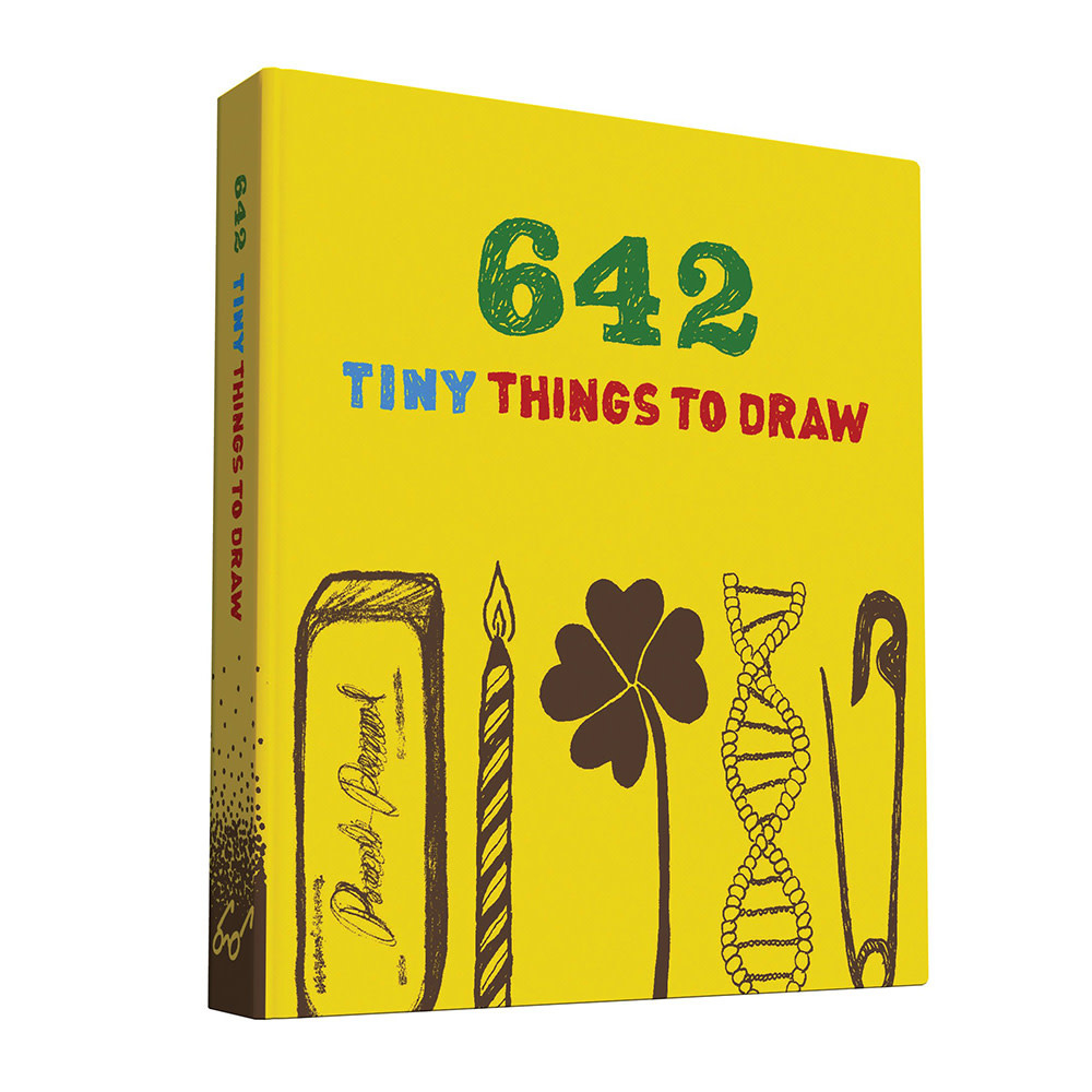 Chronicle 642 Tiny Things to Draw
