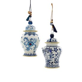 Cody Foster Ornament - Chinoiserie Ginger Jar