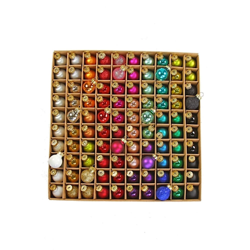 Ornament - Mini Rainbow Boxed Set