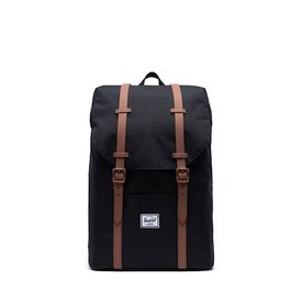 Herschel Supply Co. Herschel Retreat Youth Backpack - Black/Saddle Brown