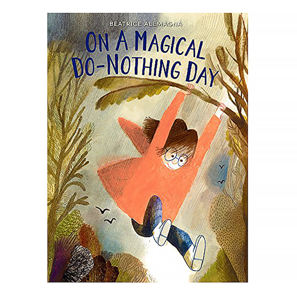 Harper Collins On A Magical Do Nothing Day