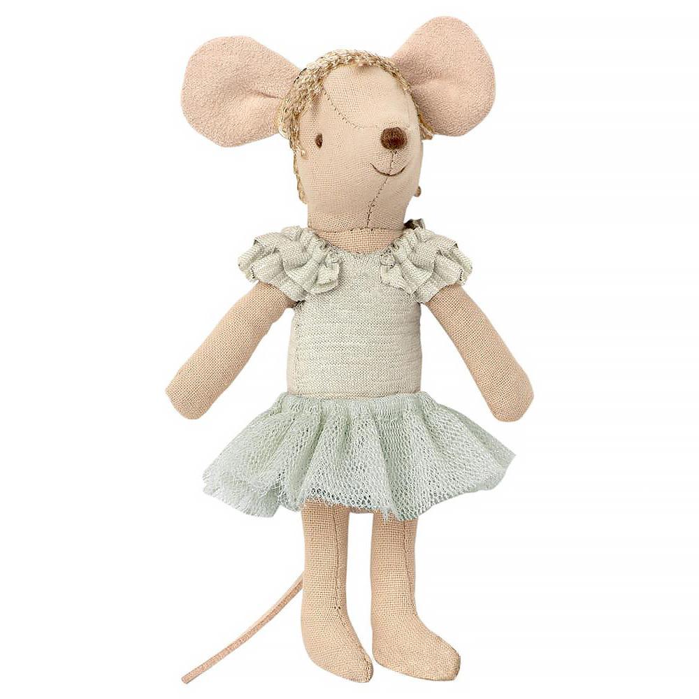 Maileg Maileg Mouse -  Big Sister Dancer Mouse - Swan Lake