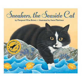 Harper Collins Sneakers, the Seaside Cat