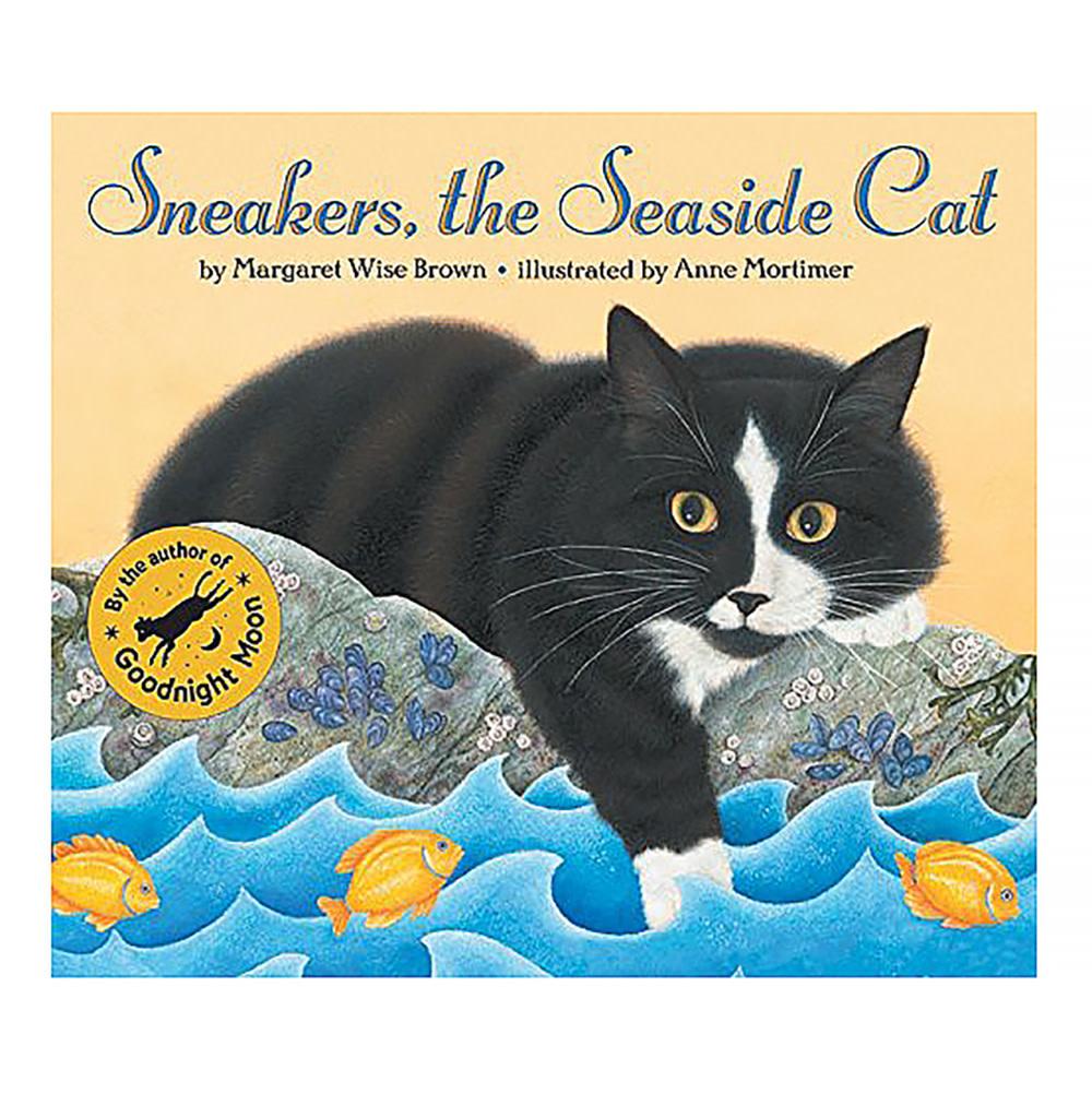 Harper Collins Sneakers, the Seaside Cat