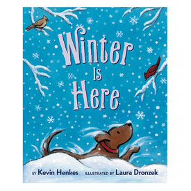 Harper Collins Winter is Here Board Book