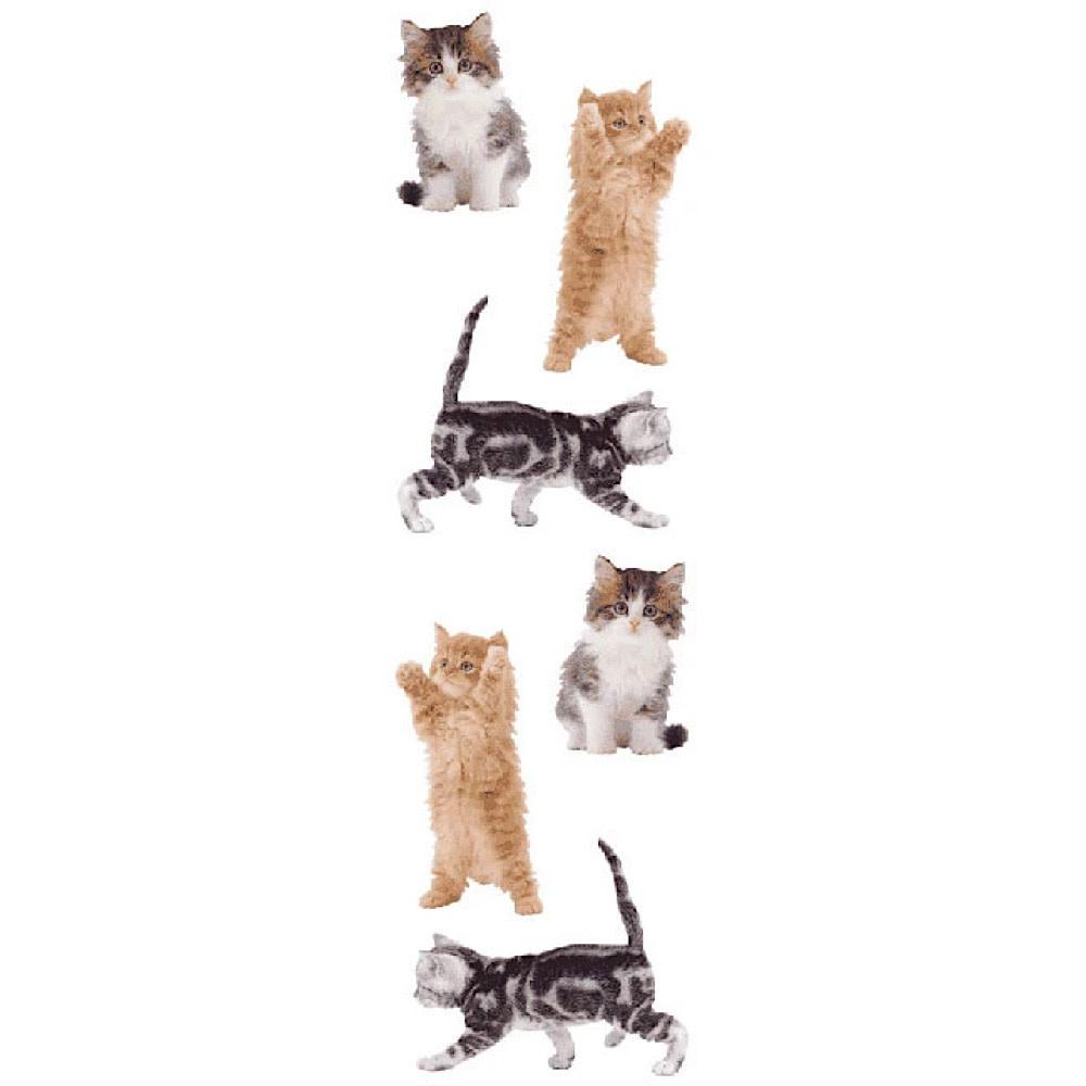 Mrs. Grossman's Mrs. Grossmans Stickers - Kitties Strip