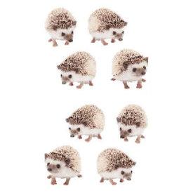 Mrs. Grossman's Mrs. Grossmans Stickers - Hedgehogs Strip