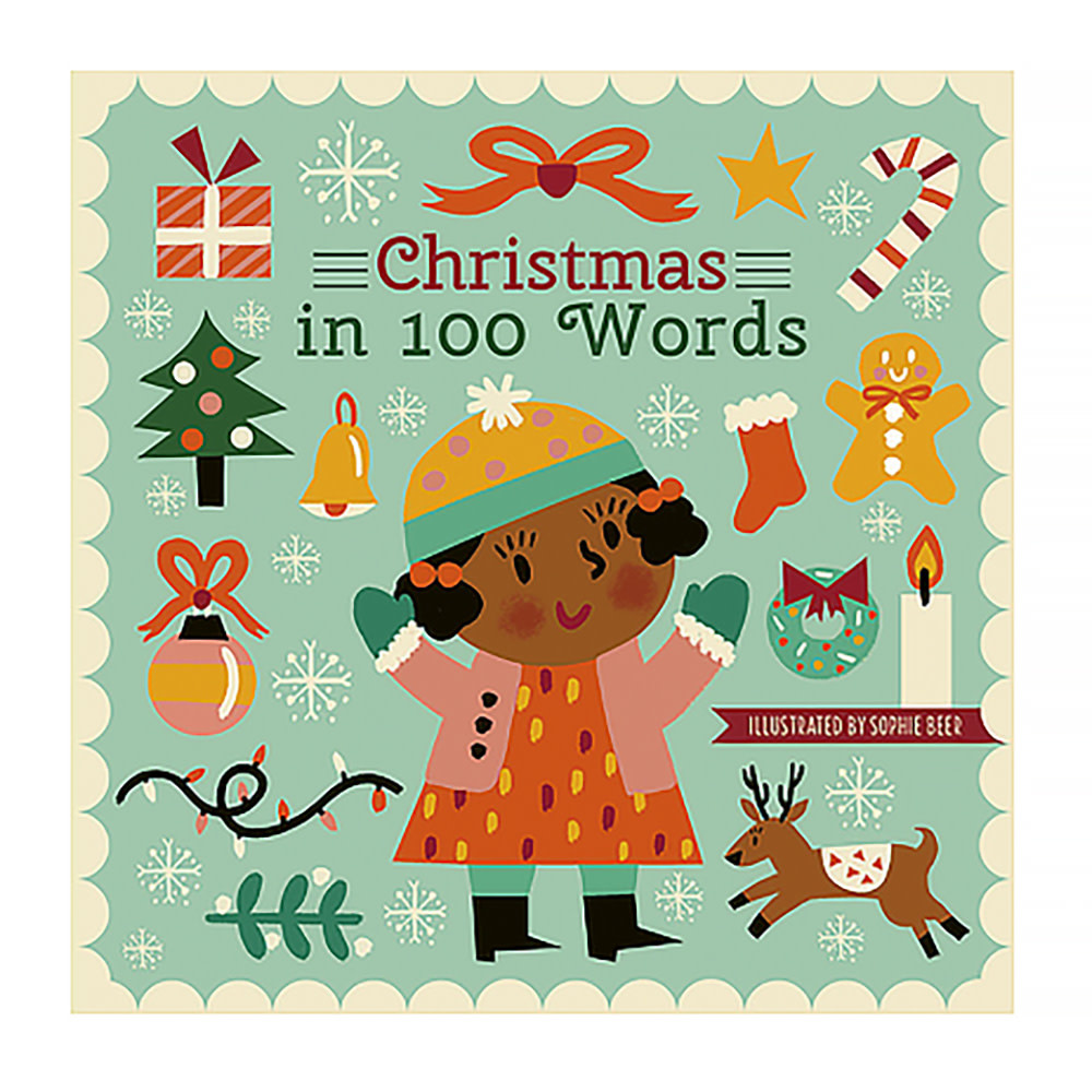 Hachette Christmas in 100 Words