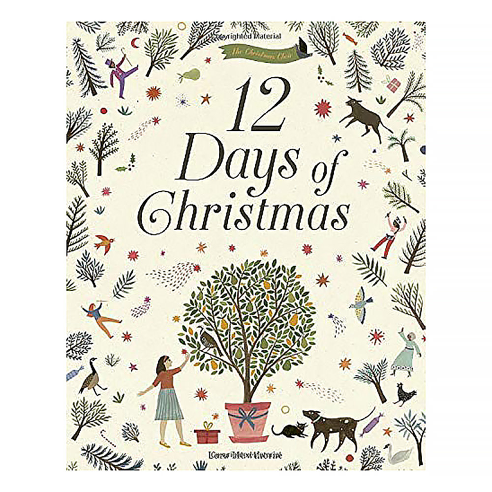 Quarto 12 Days of Christmas
