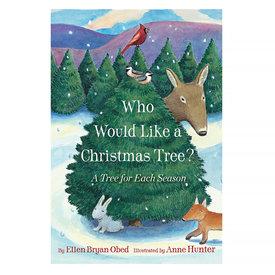 Islandport Press Who Would Like A Christmas Tree?