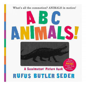 Workman Publishing Company ABC Animals