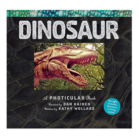 Workman Publishing Company Dinosaur: A Photicular Book