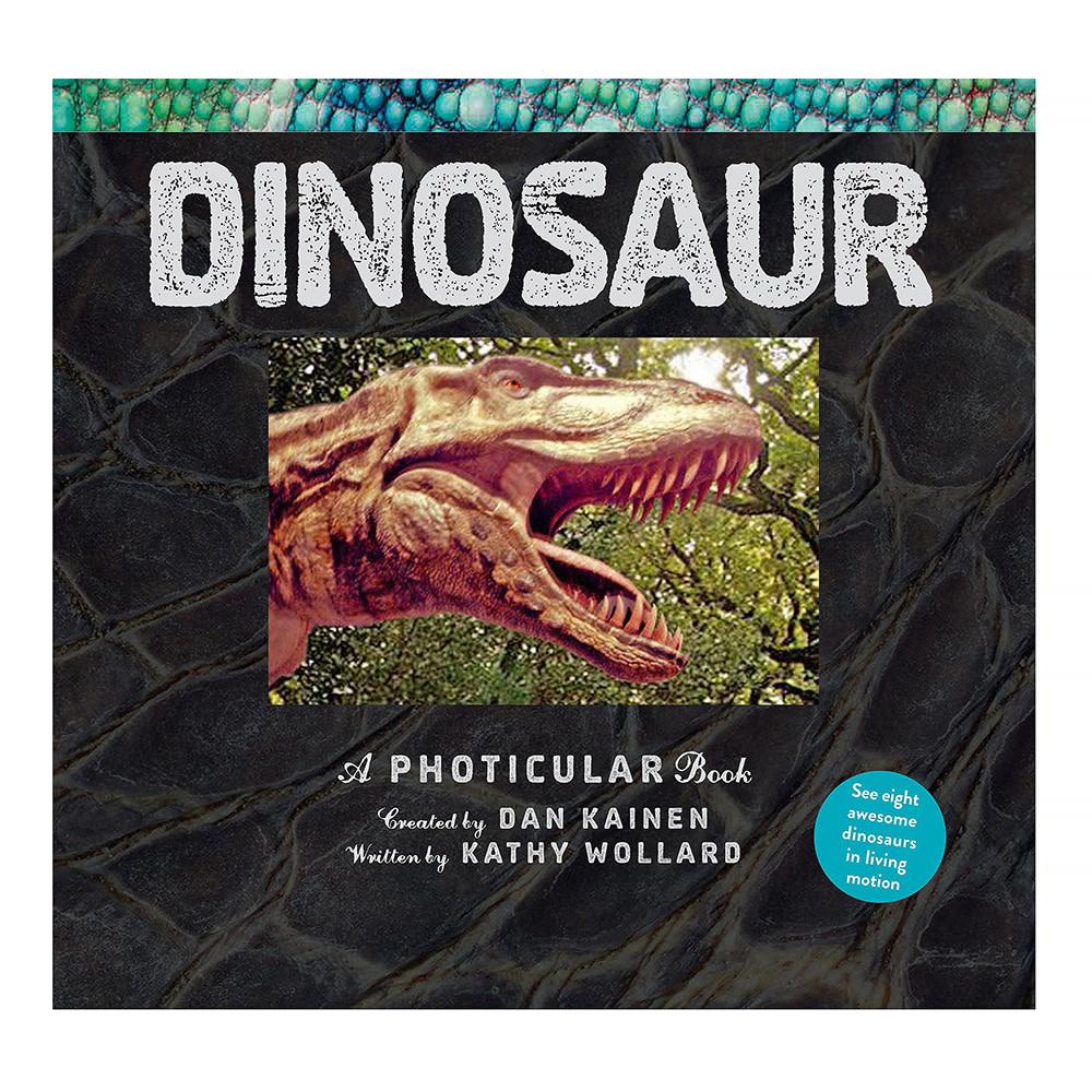 Workman Publishing Company Dinosaur: A Photicular Book