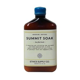 Ethics Supply Co. Ethics Supply Co. - Summit Soak Bath Salt Soak - 14 oz