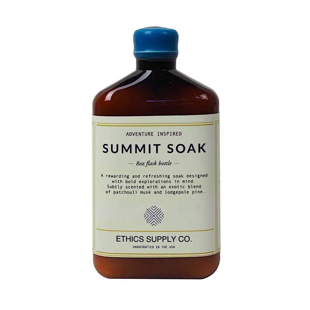 Ethics Supply Co. - Summit Soak Bath Salt Soak - 14 oz