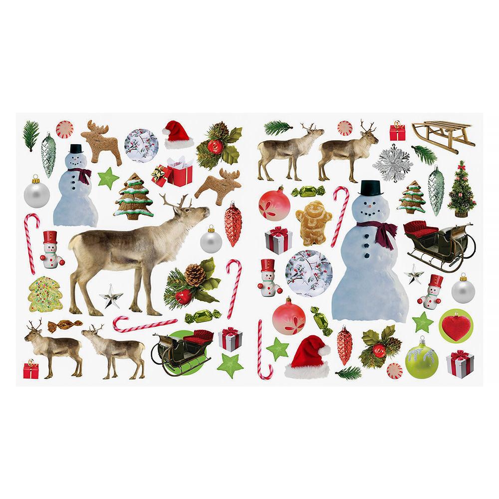 Eye Like Stickers - Christmas