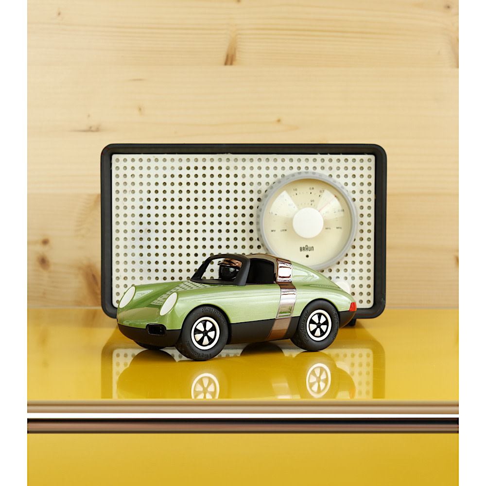 Playforever Luft Car - Green
