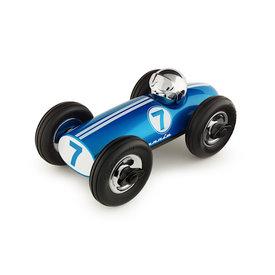 Playforever Playforever Midi 1 Race Car Bonnie - Blue/Chrome