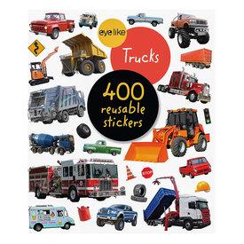 Workman Publishing Company Eye Like Stickers: Trucks