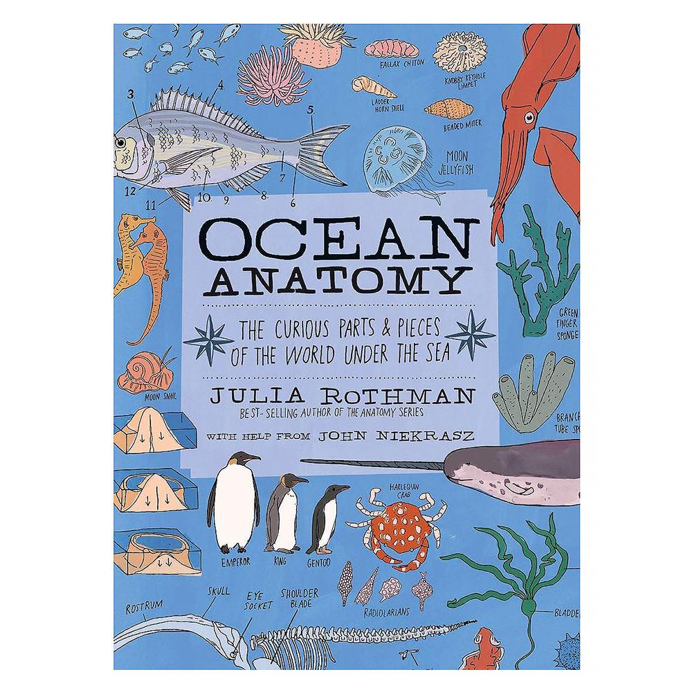 Workman Publishing Company Ocean Anatomy