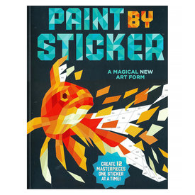 Workman Publishing Company Paint By Sticker