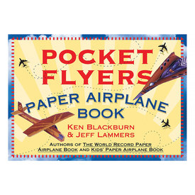 Workman Publishing Company Pocket Flyers Paper Airplane Book