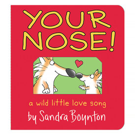 Workman Publishing Company Your Nose - Sandra Boyton