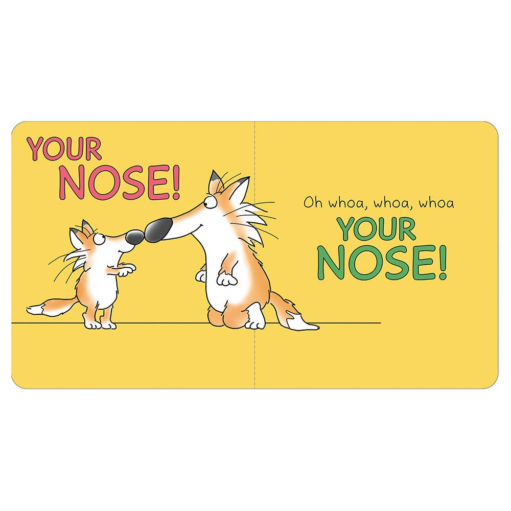 Your Nose - Sandra Boyton