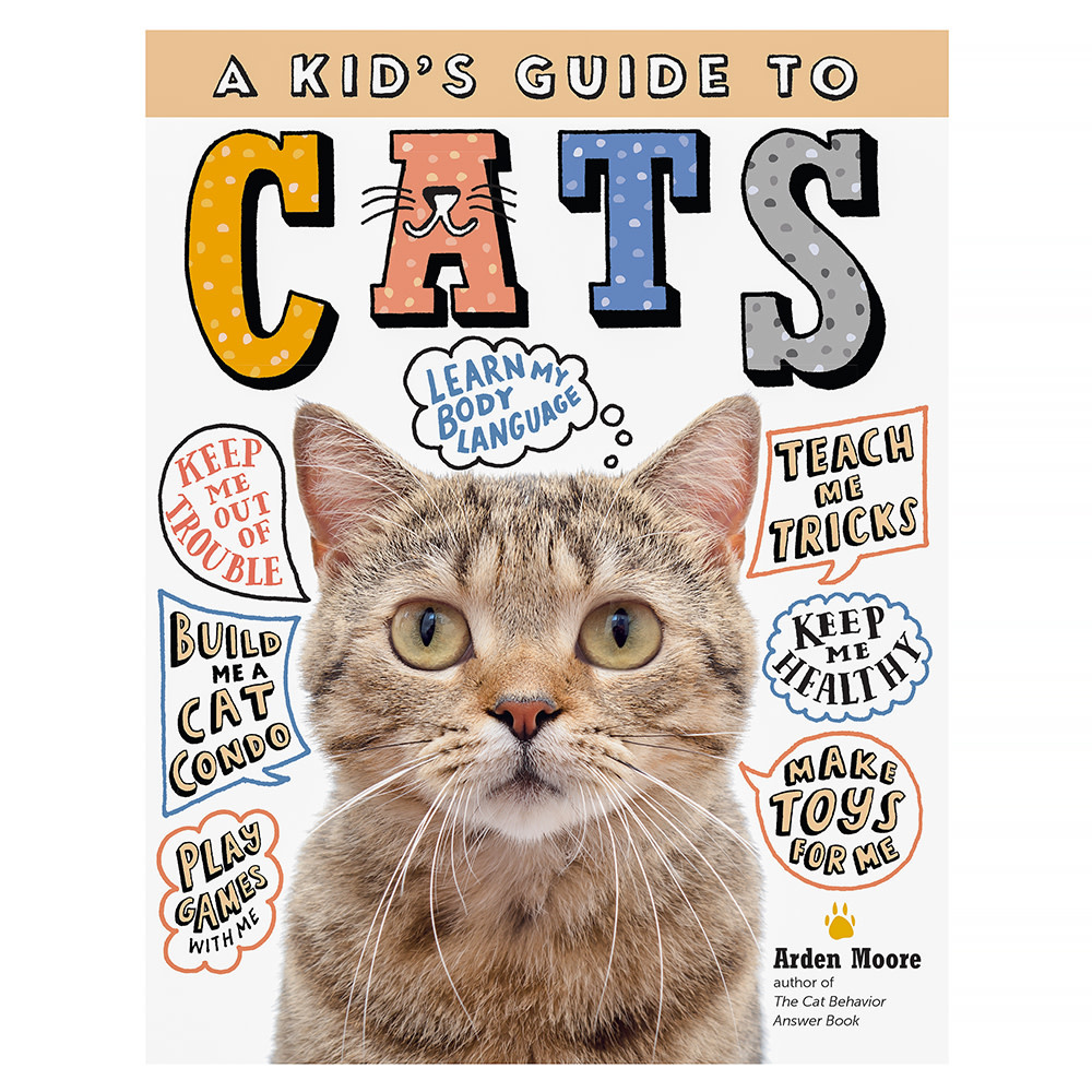 Workman Publishing Company A Kids Guide to Cats