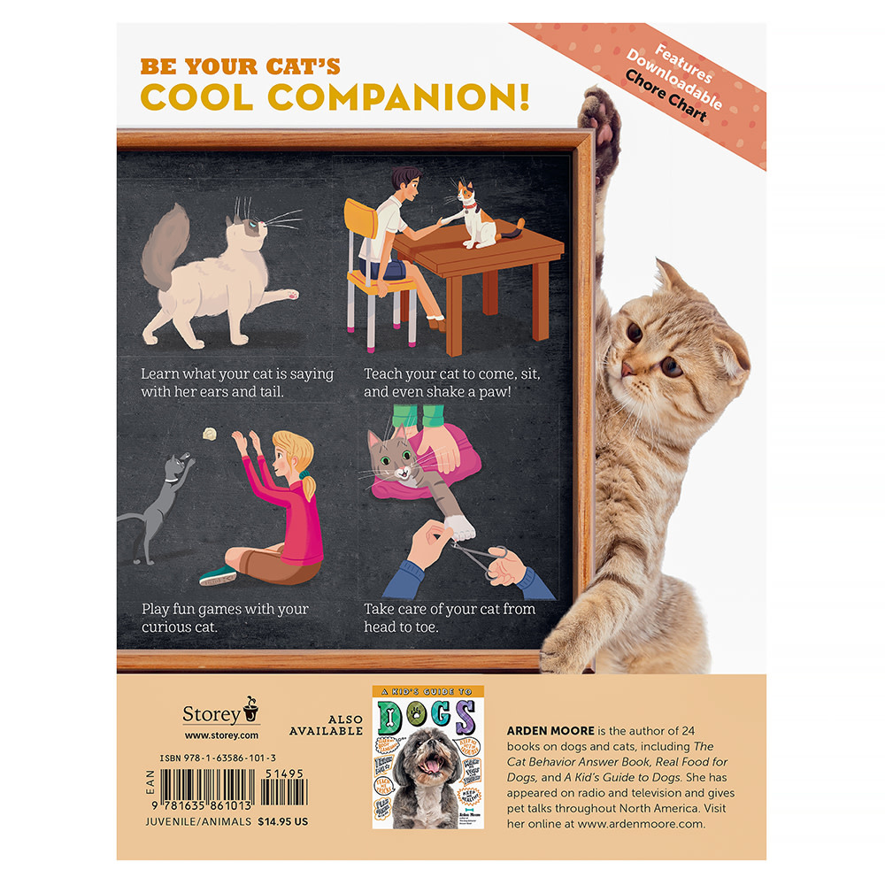 A Kids Guide to Cats