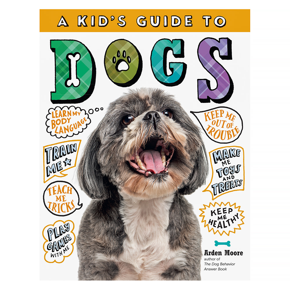 Workman Publishing Company A Kids Guide to Dogs