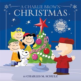 Simon & Schuster A Charlie Brown Christmas - Pop Up Edition