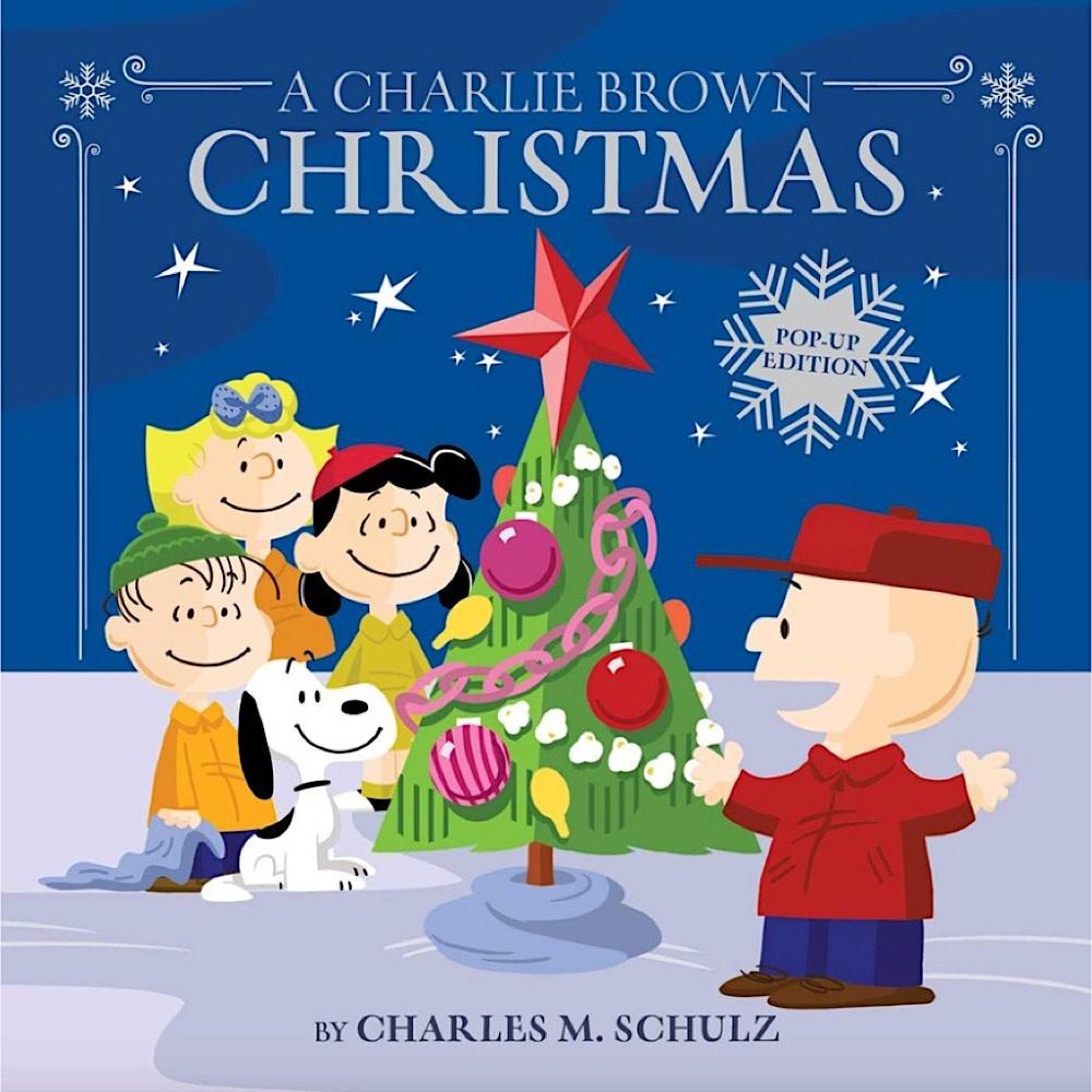 Simon & Schuster A Charlie Brown Christmas - Pop Up Edition