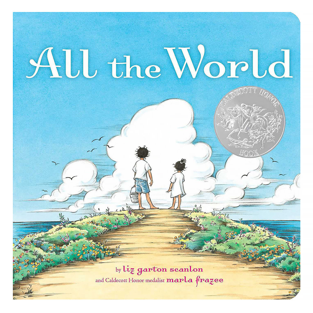 Simon & Schuster All the World Board Book