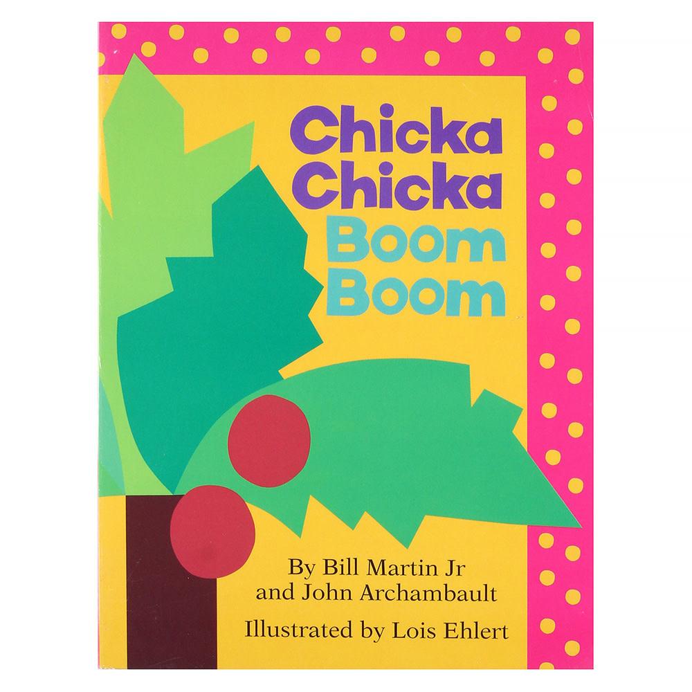 Simon & Schuster Chicka Chicka Boom Boom Board Book